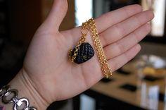Collana borsa Chanel