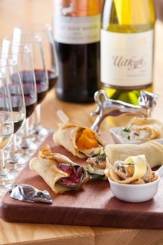 Food, friends and a little 2014 Walla Walla Valley Dolcetto are a great way to spend an afternoon. Walla Walla, Catering Equipment, Catering Food, Wine Tasting, Wine Recipes, Wines, Eat, Ethnic Recipes