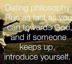 My dating philosophy.For My Good and for His Glory: Single and happy to be that way as long as God wants me to be! Great Quotes, Quotes To Live By, Inspirational Quotes, Awesome Quotes, Motivational Quotes, I Carry Your Heart, Christian Relationships, Christian Dating Quotes, Single And Happy