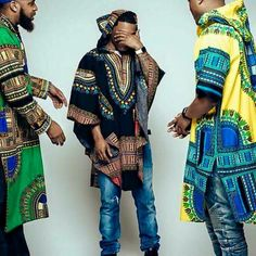 African print hoodies ~DKK ~African fashion, Ankara, kitenge, African women dresses, African prints, African men's fashion, Nigerian style, Ghanaian fashion.