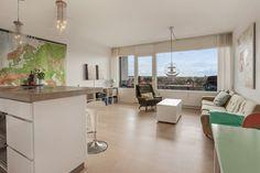 Roskildevej 53, 5. 506., 2000 Frederiksberg - Lys 2V på 5. sal med fantastisk udsigt og åbent køkken #frederiksberg #københavn #ejerlejlighed #boligsalg #selvsalg