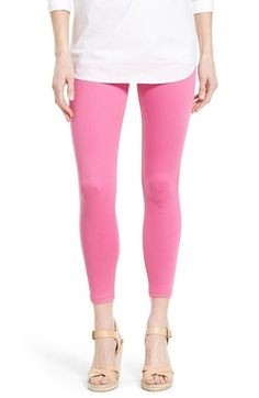 Hue 'Super Smooth' Ankle Leggings available at #Nordstrom