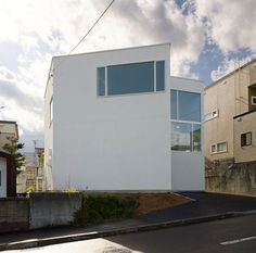takato tamagami architectural design: northern nautilus house - designboom | architecture & design magazine