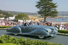1947 Delahaye 135 MS Figoni & Falaschi Cabriolet