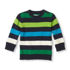 striped sweater (Children's Place 6m-5T)