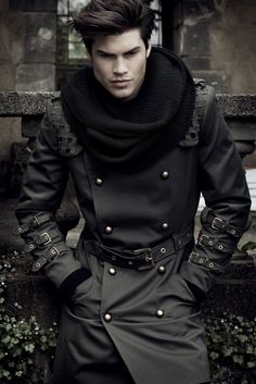 Looooove this mens coat!!!!