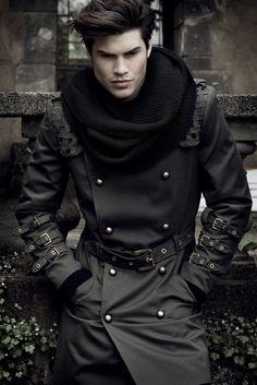 Looooove this mens coat!!!!