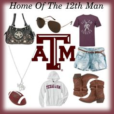 Outfit -- Texas A & M