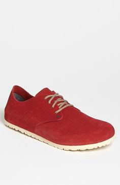 Birkenstock 'Maine' Lace-Up Derby available at #Nordstrom