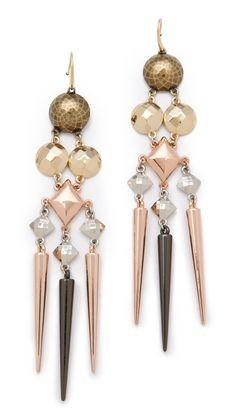 Starbar Earrings | DENN x CC SKYE | creativeDENN.com