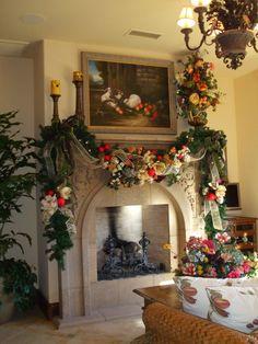 Italian Garden Christmas