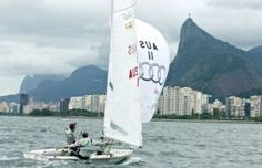 Australia competing in six classes at Rio Test Event