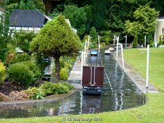 Babbacombe Model Village Visit and Review Torquay Devon, Model Village, Days Out, Dollhouses, Miniature, Dolls, Image, Baby Dolls, Puppet