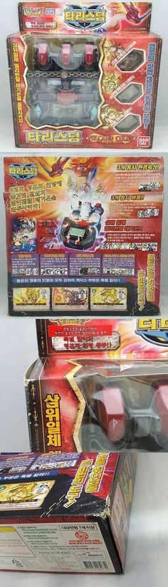 Dragon Tales 20907: Bandai Legendz Tale Of Dragon Kings : Talisdam - Volcano Color (Korea Ver) -> BUY IT NOW ONLY: $69.9 on eBay!