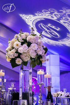 White wedding ideas with elegance - Ideas para bodas espectaculares ...