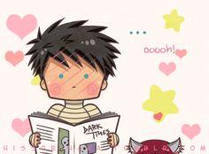What of Sousuke was younger?  Part 2 ...  Drawn by Dee ... Free! - Iwatobi Swim Club, free!, iwatobi, rin matsuoka, matsuoka, rin, wer, werewolf, sousuke, yamazaki, sousuke yamazaki, mummy