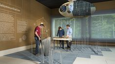 The Visitor Centre ewb - A Permanent Exhibition on Energie Wasser Bern - Projects - iart.ch