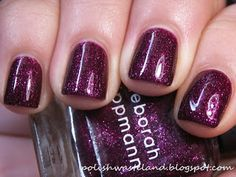 "Deborah Lippmann's ""Good Girl Gone Bad"""