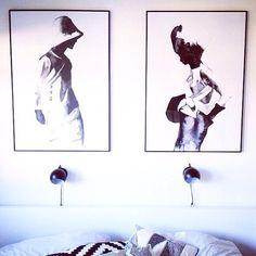 Watercolour, fashionillustrations.
