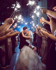 When your wedding is as magical as you have imagined! Tag someone who'd love this idea!