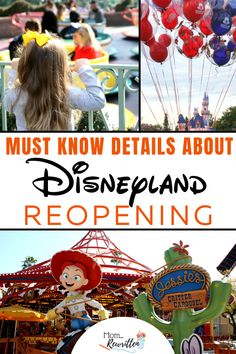 Disneyland just released their reopening date along with details on how to get tickets and make park reservations. Find out what safety precautions theme parks are taking to keep guests safe, including whether you should bring the kids back to Disney World or Disneyland upon reopening. Get inside tips on what to expect at the Florida & California Disney parks, big changes & why you might want to leave the kids home. #WDW #Disney #DisneyTips #Disneyland #DisneyWorld #FamilyTravel #TravelwithKids Disney Travel, Disney Cruise, Disney Vacations, Disney Parks, Walt Disney, Disneyland Trip, Disneyland Resort, Disney Vacation Planning, Trip Planning