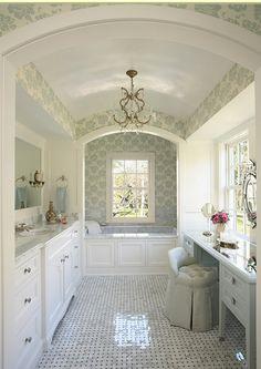 suuuuch a beautiful bathroom