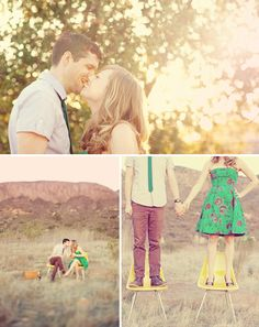 Engagement Photo Inspiration