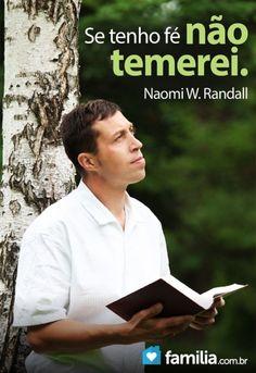 Familia.com.br | #Aprendendo a #pensar com #fe antes de #falar. desenvolvimentopessoal #espiritualidade