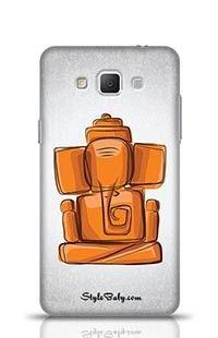 Lord Ganesha Samsung Galaxy A7 Phone Case