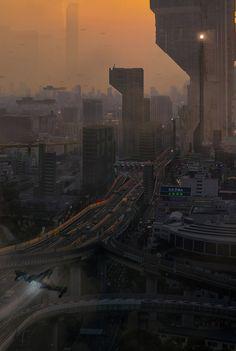 Smog by Bo Zonneveld - Valhallan Nebula