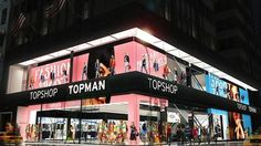 Topshop to Open Its Largest Stateside Store on Fifth Avenue - Racked NY