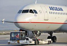 """AEGEAN Athens International Airport """"Eleftherios Venizelos"""" IATA: ATH – ICAO: LGAV"""