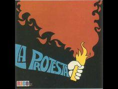 """Tony Pabon y La Protesta """"Meneala""""."""