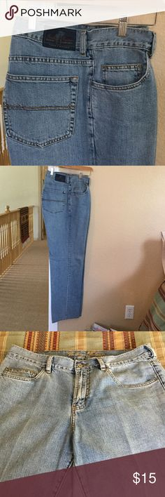 Tommy Bahama Jeans Freshly Dry Cleaned. Smoke Free Home. Good Condition. Never machine washed or dried. Tommy Bahama Jeans Relaxed