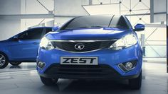 New Release TATA Bolt - TATA Zest 2014 Review Front View Model