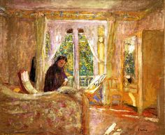 The Sunny Room Edouard Vuillard 1920 Minneapolis art Museum