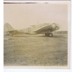 A Glen Martin Baltimore on Luga Airodrome Malta 1943 Air Force Aircraft, Fighter Aircraft, Glen Martin, George Cross, Warrant Officer, Killed In Action, Royal Air Force, Maltese, Baltimore