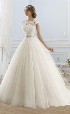 Lace Brandon MS Wedding Dresses
