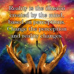 Your reality is created through your beliefs. Open your mind and expand your knowledge, growing your reality. <3
