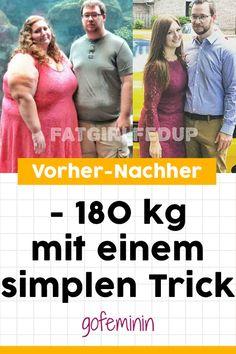 DIESES Paar nahm über 180 Kilo und das mit einem einfach Trick #abnehmen #abnehmentipps #abnehmengeheimnis #gewichtverlieren #50kiloabnehmen #100kiloabnehmen #20kiloabnehmen #10kiloabnehmen