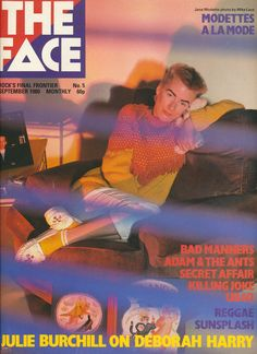 The Face Magazine, Teenage Years, Manners, Reggae, Cover, Growing Up, Affair, Nostalgia, Memories