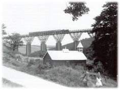 Old Penwethers viaduct