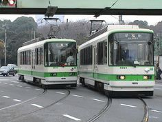 The network of streetcars in Tokyo is called Tokyo Toden. It used to boast 41 routes during its peak, but this network has also declined due to the emphasis nowadays on bus and subway as modes of transportation. Now, only one of its former routes remains in service. It is called the Toden Arakawa Line, which is being operated by the Tokyo Metropolitan Bureau of Transportation.