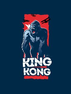 King Kong | Fatso Grafix