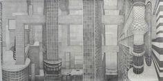 Robbie Cornelissen Drawing Now, Grey Gardens, Illustration Art, Abstract, Drawings, Artwork, Prints, Future, Image