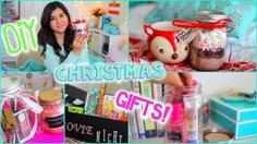 Glitterglam95: DIY Christmas Gifts + Giveaway!!