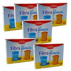 Biscuits Fibre Linea 550 Grs -Cuetara - Lot 6