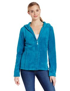 Colorado Clothing Women's Aspen Hoody, Deep Cove, Large. Breathable and lightweight. Zip hand pockets. Flattering princess seams. With stylish seaming, moisture wicking, breathing and water-resistant capabilities that provide essential protection from the elements. Easy care: machine washable. The Tech Series is engineered with high-performance features that go the extra mile. Colorado Clothing Tech Series: Innovative and versatile.
