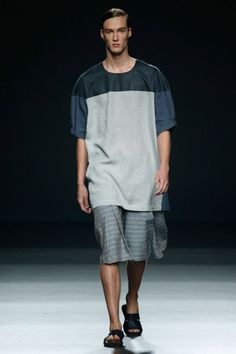Etxeberria SS16.  menswear mnswr mens style mens fashion fashion style runway etxeberria