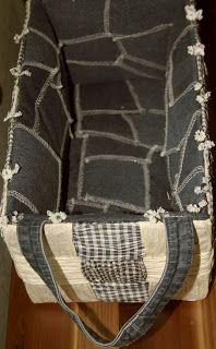 denim craft Basket